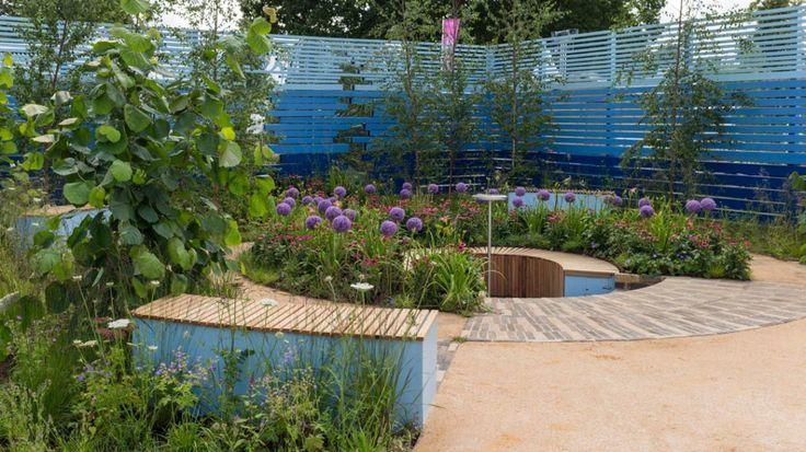 RHS Hampton Court Flower Show 2016 - Practicality Brown