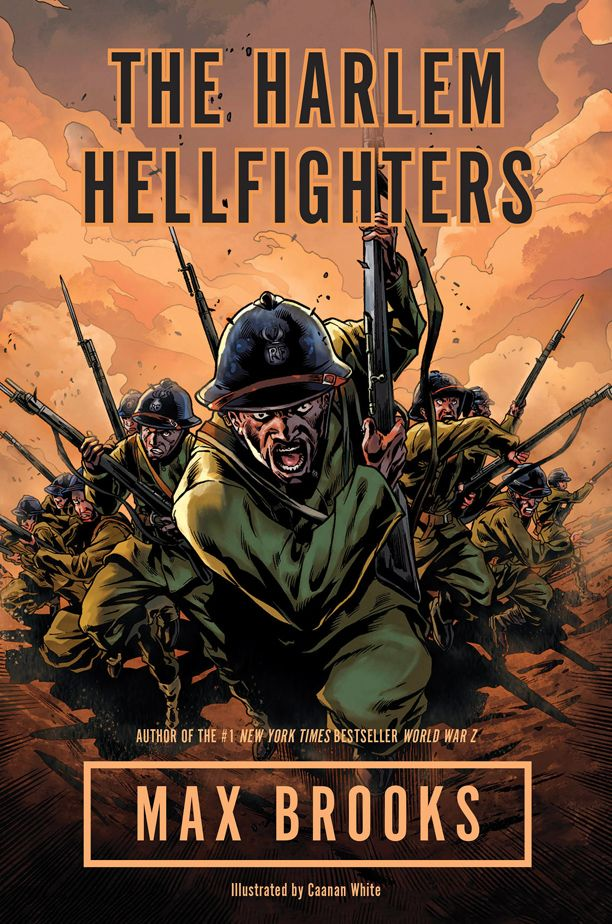 From bestselling author Max Brooks, the riveting story of the highly decorated, barrier-breaking, historic black regiment--the Harlem Hellfighters In 1919, the 369th infantry regiment marched home triumphantly from World War I.