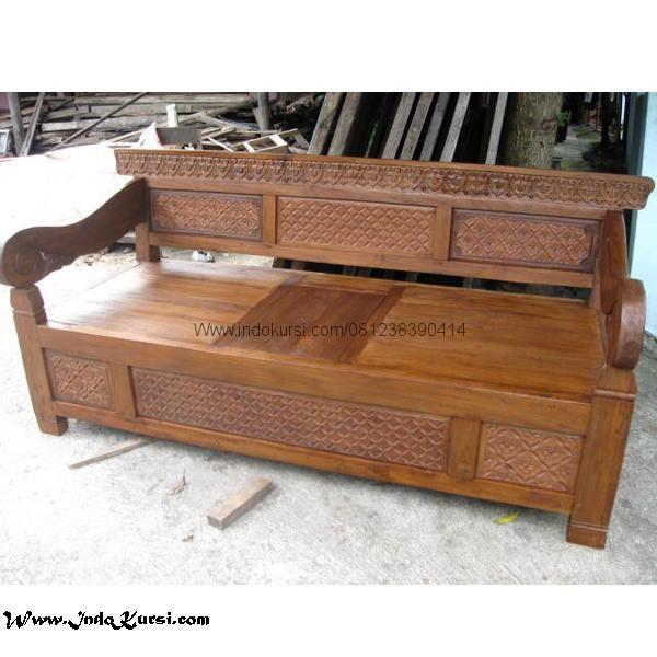 Kursi Bangku Murah Minimalis Kayu Jati Merupakan produk Mebel Indo Kursi Jepara dengan desain Ukir Jepara dengan desain Minimalis Bahan Kayu Jati Solid