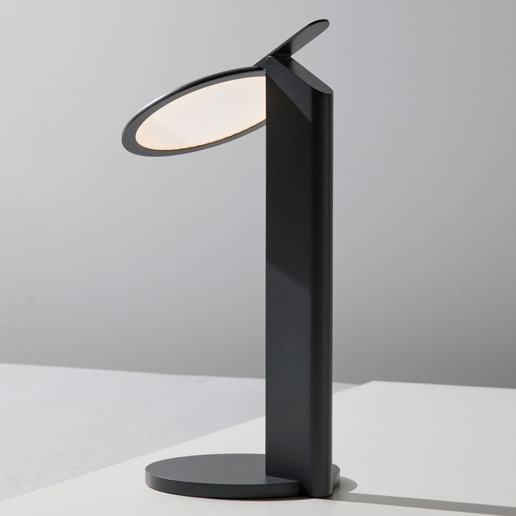 132 best lighting images on pinterest light fixtures lamps and german product designer simon frambach has designed a table light is dimmed by lowering the shade like a switch aloadofball Images