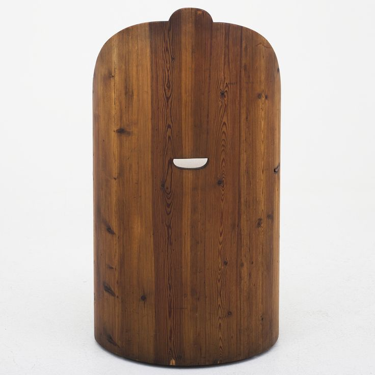 Barrel chairs in pine (set)