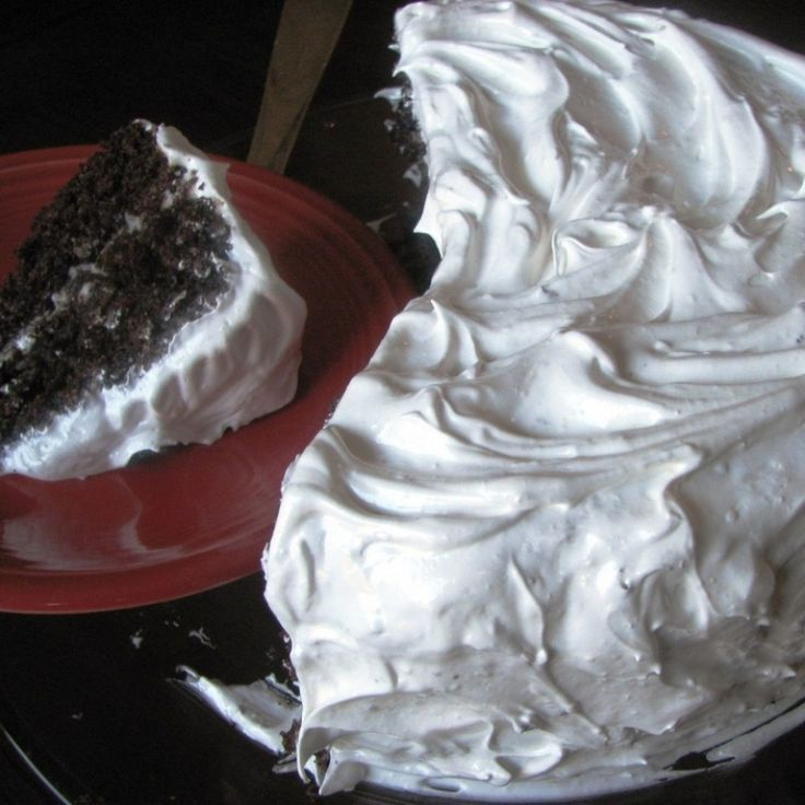 Fluffy White Frosting Recipe — Dishmaps