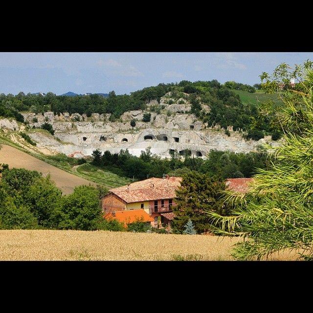 Posti nascosti nel Monferrato. Gesso