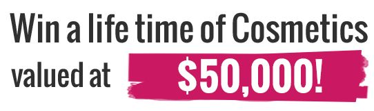 Hey there,I just entered to Win a $50,000 Shopping Spree!You can Enter too here -