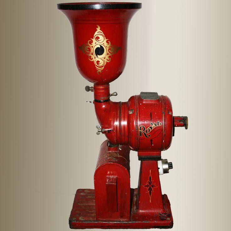 Antique Electric Grinder ~ Coffee grinder vintage google search grinders