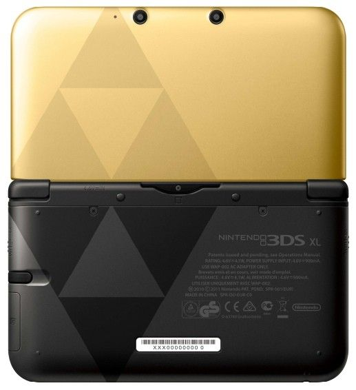 Nintendo 3DS XL ZELDA!!!! A Link Between Worlds 3DS!!! Anyone want to buy it for me? Anyone?