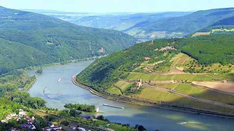 Rheingold -  Gesichter eines Flusses -  Faces of a german river TV programm {www.hoerzu.de} Date of sent 19-09-15