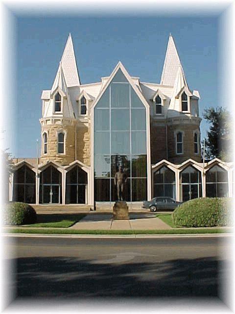 Douglas Macarthur Academy Of Freedom City Brownwood Texas Www Debbiekrug