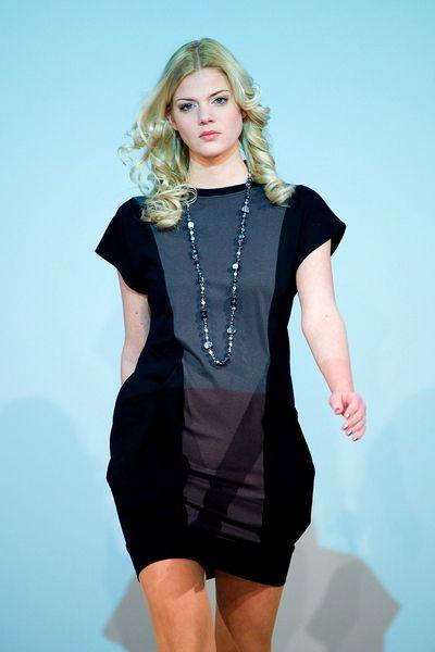 Kleider - NARA Shirtkleid  nach Maßanfertigung bis Gr 54/XXL - ein Designerstück von Berlinerfashion bei DaWanda