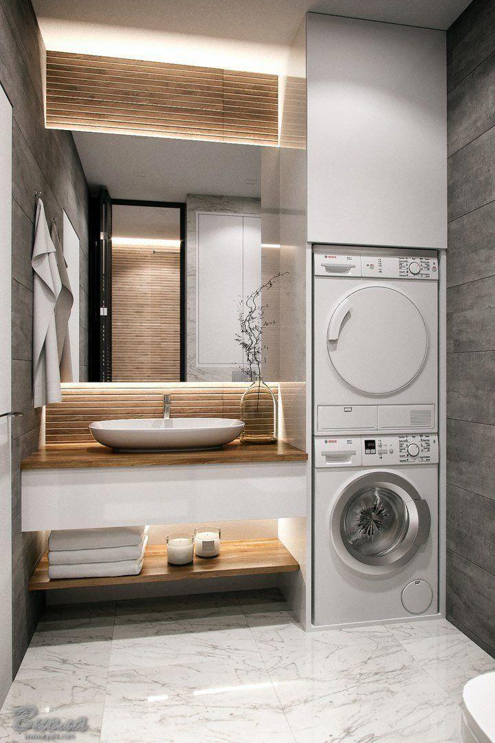 Sovremennyj Dizajn Vannoj Mebeli Dostavka Po Vsej Ukraine Bathroomdesign In 2020 Modern Bathroom Design Bathroom Interior Design Big Bathroom Decor
