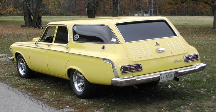 1963 Dodge 330 Wagon | CHRYSLER CORPORATION (MOPAR) WAGONS | Pinterest | Dodge, Mopar and ...