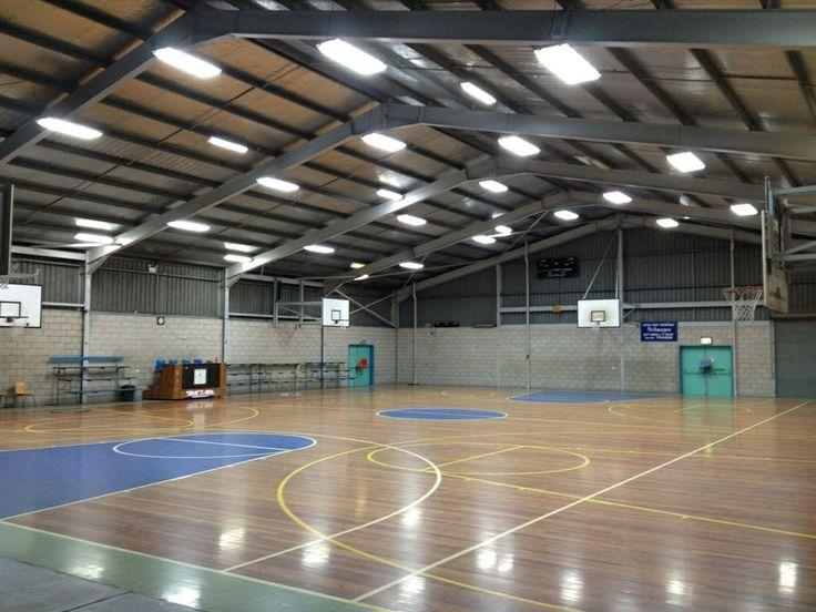 Basket Ball Court LED Lighting