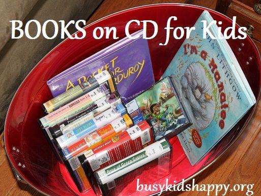 Read Along Books On Cd For Kids