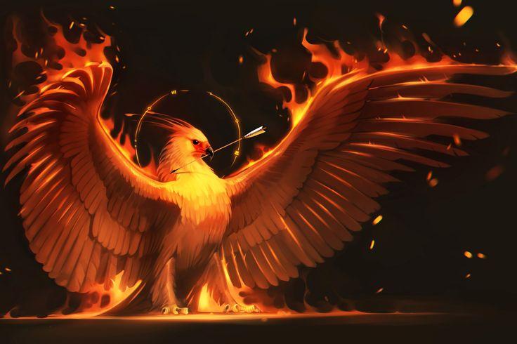 Phoenix Bird And Its Popular Culture Adaptations
