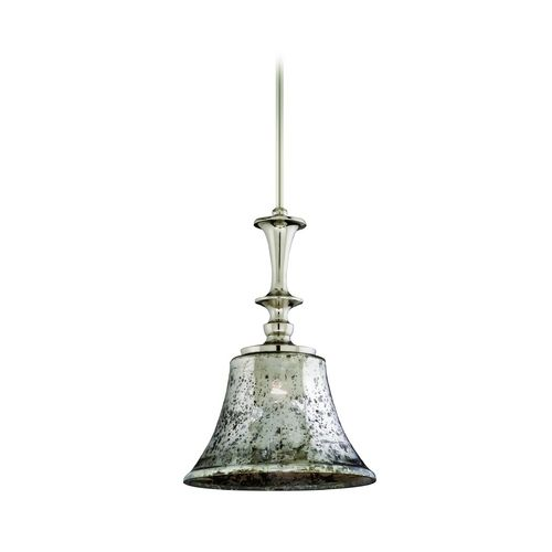 Corbett Lighting Argento Polished Nickel Island Light With