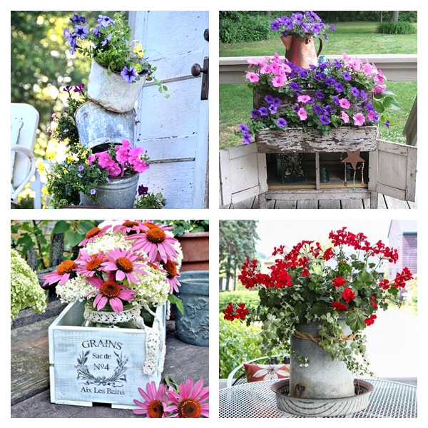 271 Best Sommer Im Garten Deko Ideen Images On Pinterest