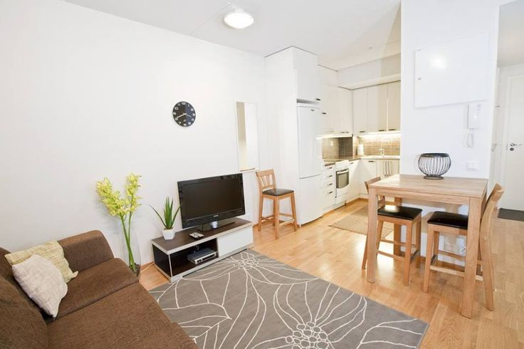 Do you want to have home-like living while traveling? Looking for a hotel from Oulu but tired of hotel breakfasts? Check out our fully furnished apartments!