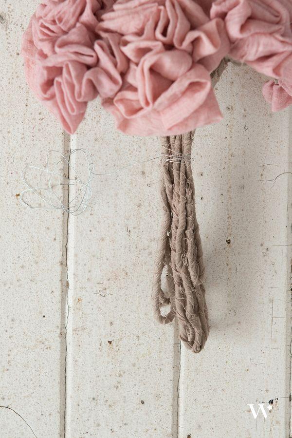 56 best Fabric Flower Bouquet images on Pinterest   Bling bouquet ...