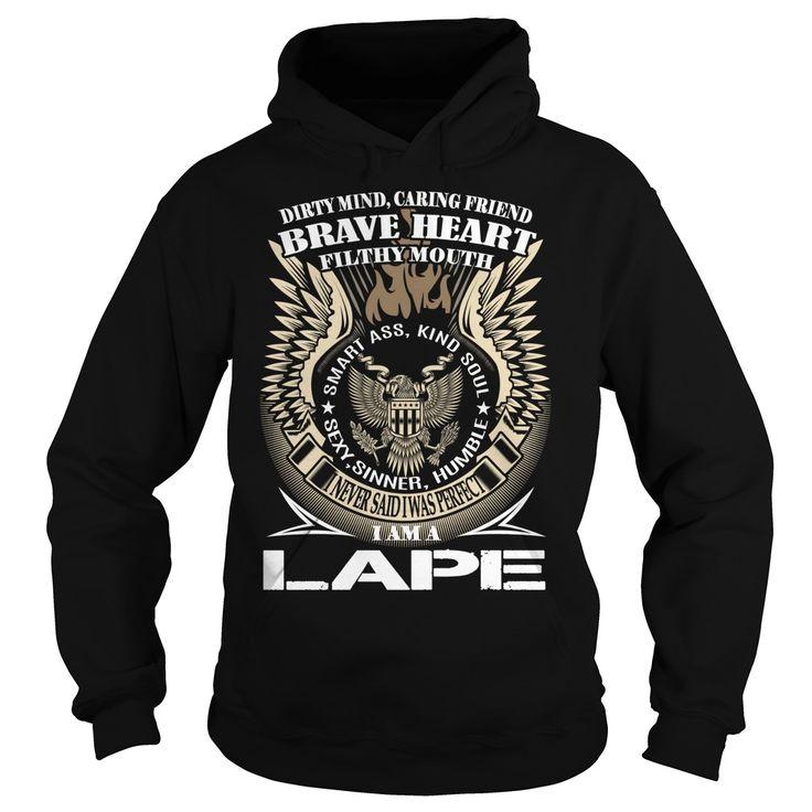 LAPE Last Name, Surname TShirt v1