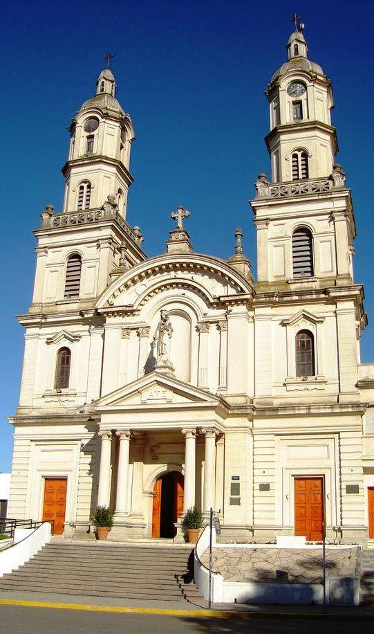 Iglesia Nuestra Sra del Carmen - Carmen de Patagones - Buenos Aires
