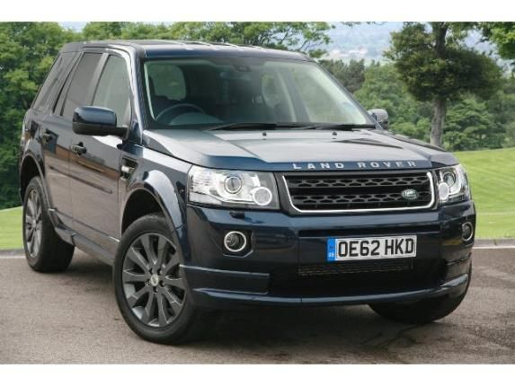 Land Rover Freelander 2.2 Sd4 Dynamic 5Dr Auto Diesel Station Wagon