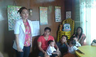 PAUD BUNGA MATAHARI: La dottoressa Maria Mediatrix Luntungan ha visitat...