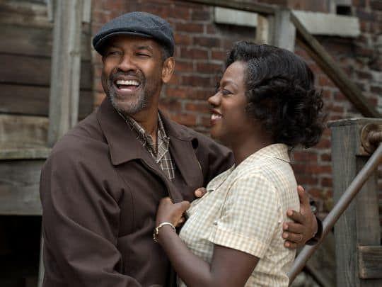 Denzel Washington and Viola Davis star in the August
