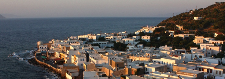 Nisyros - Village of Mandraki