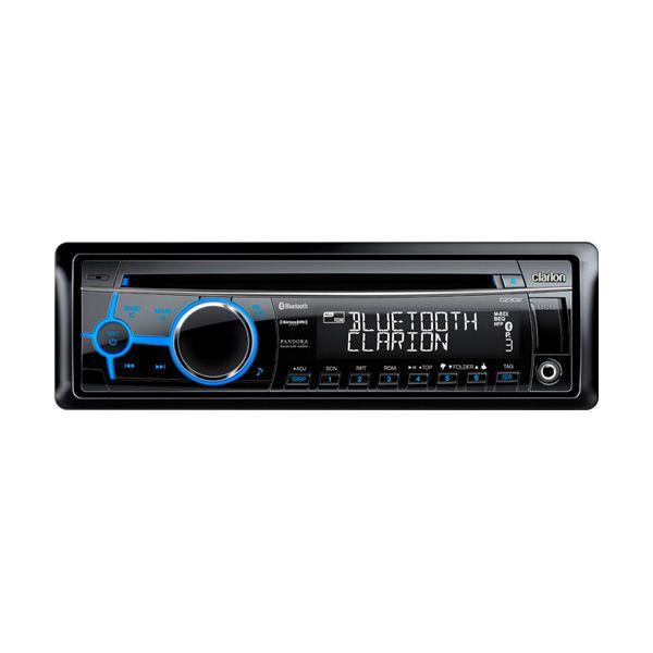 Radio CD para Coche Clarion CZ302E USB/AUX/Ipod/Bluetooth  http://www.opirata.com/radio-para-coche-clarion-cz302e-usbauxipodbluetooth-p-17602.html