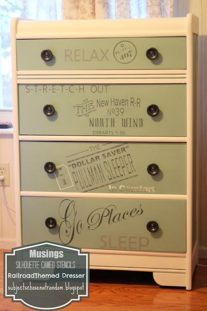 Twirl and Take a Bow Party Feature~ Dresser by Musings