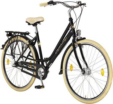 PERFORMANCE Citybike (Damen) »71,12 cm (28 Zoll), Retro-Look« 71,12 cm (28 Zoll), 50 cm
