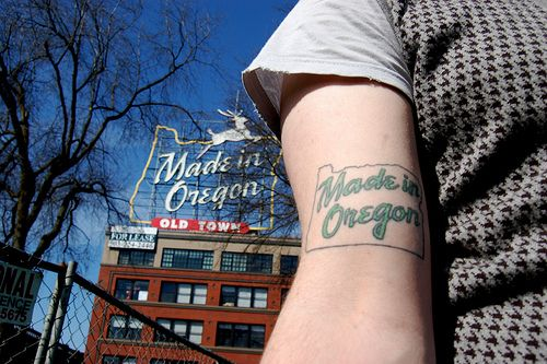 """Made in Oregon oregonlive: """"Made in Oregon"""" —... 