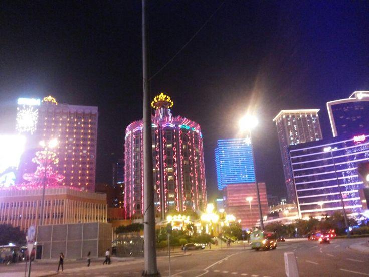 Macau central