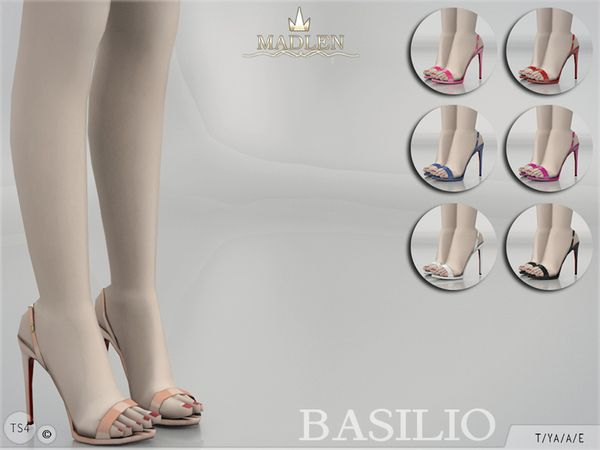 MJ95's Madlen Basilio Shoes
