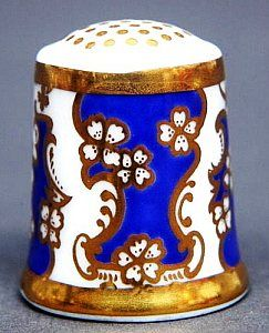 ROYAL CROWN DERBY-ART NOUVEAU