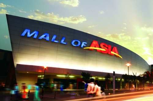 "The SM Mall of Asia. No discussion about Manila is complete without mentioning it's many, many malls, and the Mall of Asia (or MOA) is the biggest of them all. This gargantuan mall has an  IMAX theater, an Ice Skating Rink, a strip of Resto-bars lining up the Manila Bay, its own amusement center, a permanent science exhibit, not to mention hundreds of shops and restaurants. The MOA is the centerpiece of the ""Bay City"", a new mixed-use development by Manila Bay."