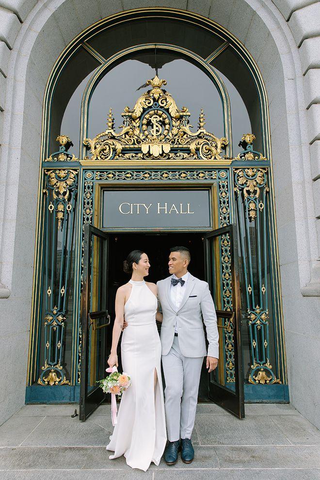 San Francisco City Hall Wedding San Francisco City Hall Wedding Sf City Hall Wedding San Francisco City Hall