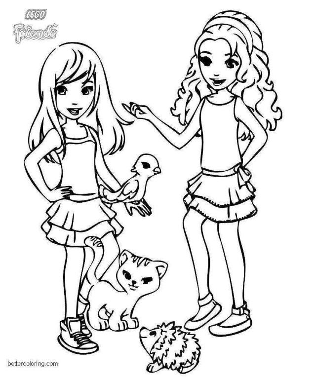 25 Brilliant Image Of Lego Friends Coloring Pages Lego Coloring Pages Lego Coloring Lego Friends Birthday