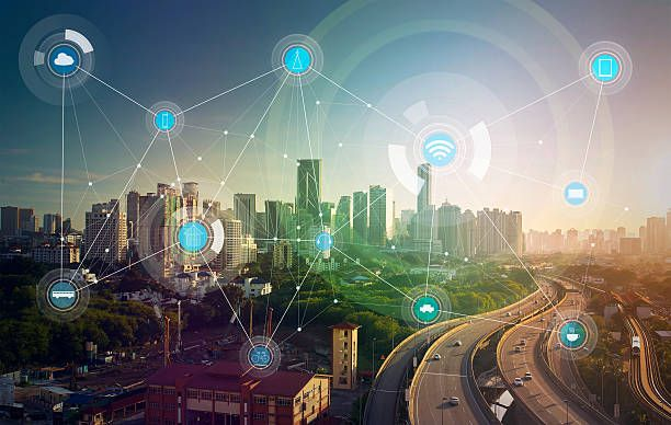 smart city and wireless communication network