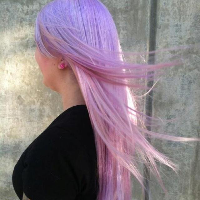 duskLavender Ombre, Women Hair