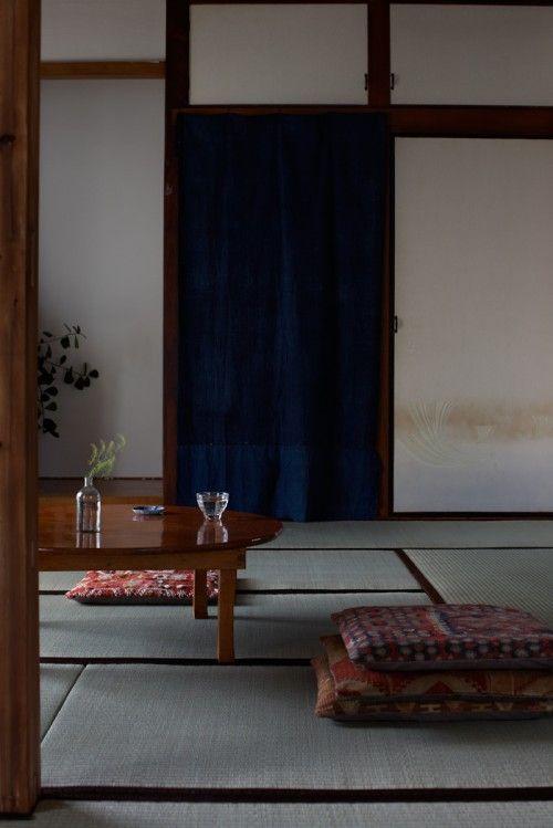 Japanese room -washitsu-