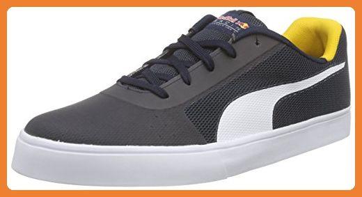 Puma IRBR WINGS VULC, Unisex-Erwachsene Sneakers, Grau (smoke pearl-white-total eclipse 01), 39 EU (6 Erwachsene UK) - Sneakers für frauen (*Partner-Link)