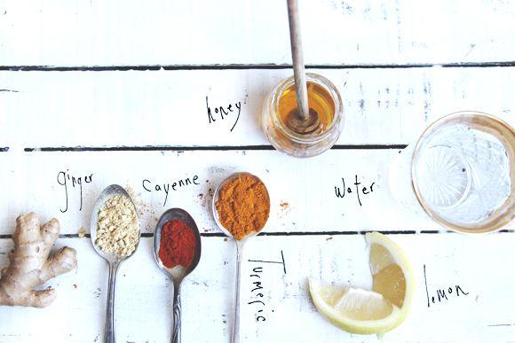 Two Uses For Turmeric In The Fall - Turmeric Elixir
