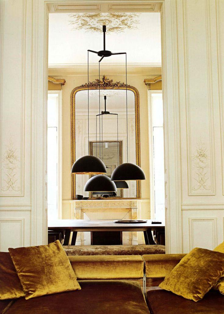Paris #GISSLER #interiordesign