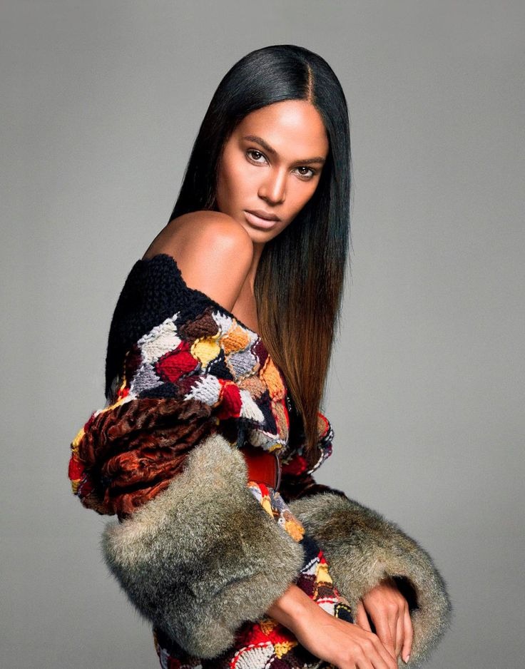 Numéro November 2016 Joan Smalls by Greg Kadel