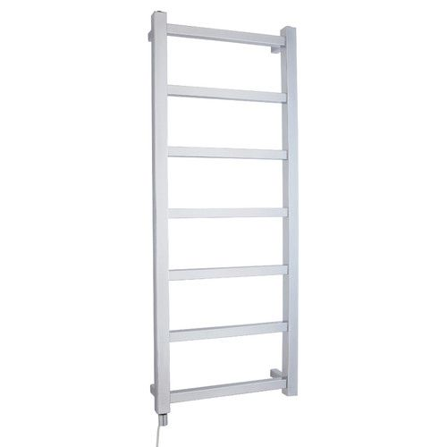 Found it at Wayfair.co.uk - Eton Wall Mount Electric Heated Towel Rail