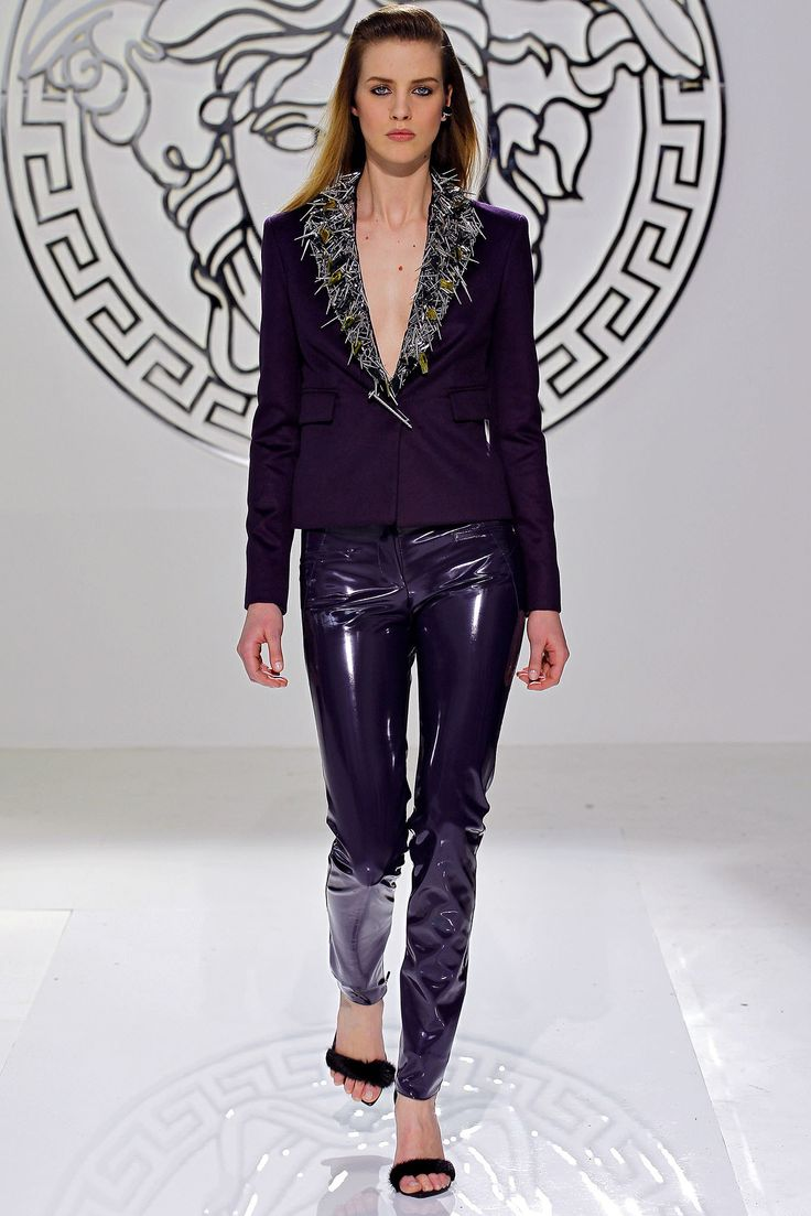 chrome hearts buy online Versace Fall 2013 Ready to Wear Collection Photos   Vogue