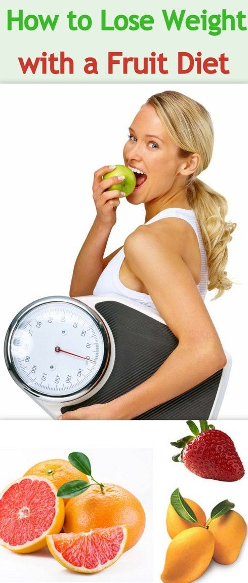 fruit fast to lose weight