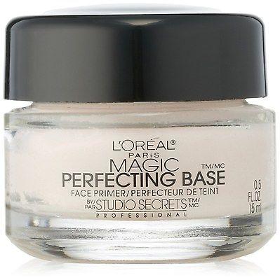 L'Oreal Professional Face Primer, Magic Perfecting Base, 0.50 Oz, Free Shipping