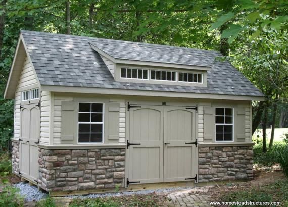 Pin On Backyard Storage Sheds